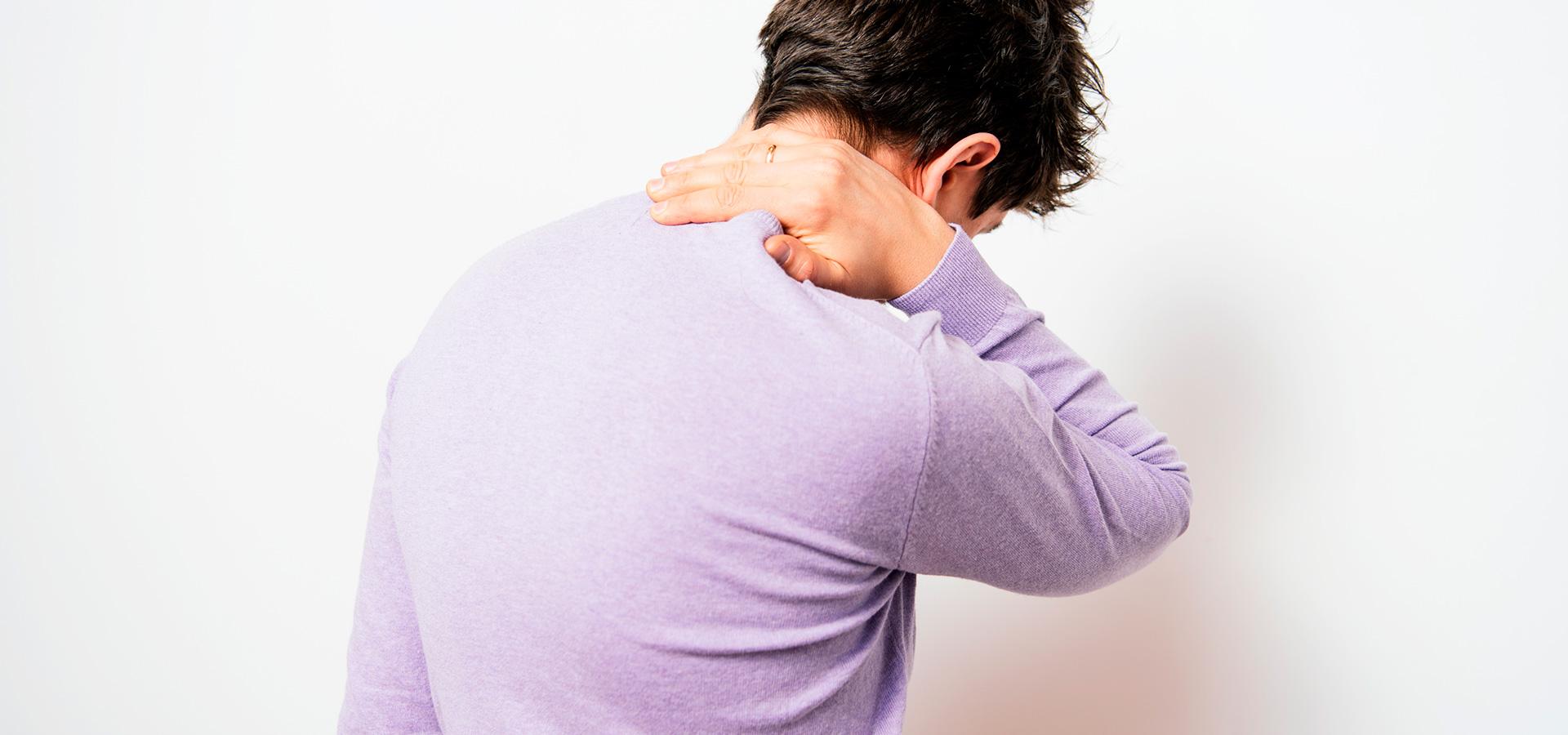 dolore spalla chiropratica