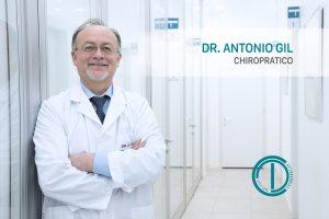 Antonio Gil chiropratico