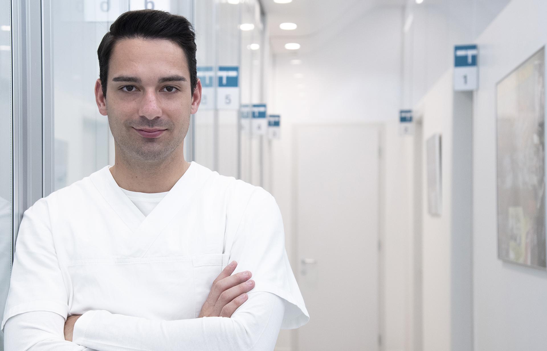 Cristian Giuffrida fisioterapista