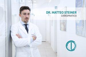 Matteo Steiner chiropratico