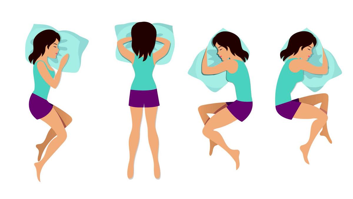 Posture del sonno