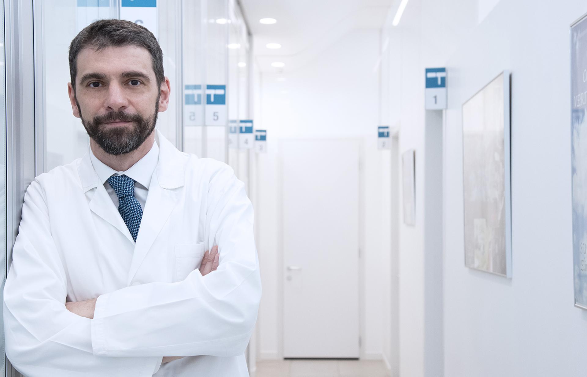 Stefano Carlo Arata chiropratico